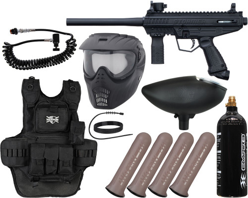 Tippmann Gun Package Kit - Stormer Basic - Heavy Gunner