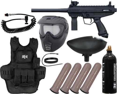 Tippmann Gun Package Kit - Stormer Basic - Heavy Gunner