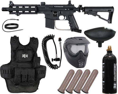 Tippmann Gun Package Kit - Sierra One - Heavy Gunner