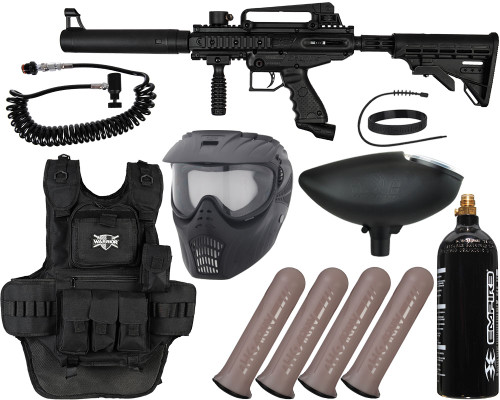 Tippmann Gun Package Kit - Cronus Tactical - Heavy Gunner