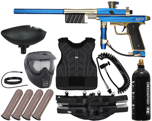 Azodin Gun Package Kit - Kaos Pump 3 KP3 - Light Gunner