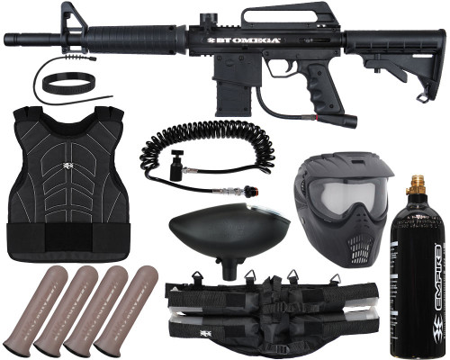 Empire Gun Package Kit - Battle Tested Omega - Light Gunner