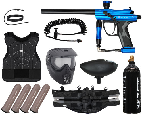 Kingman Gun Package Kit - Spyder Fenix - Light Gunner