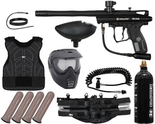 Kingman Gun Package Kit - Spyder Victor - Light Gunner