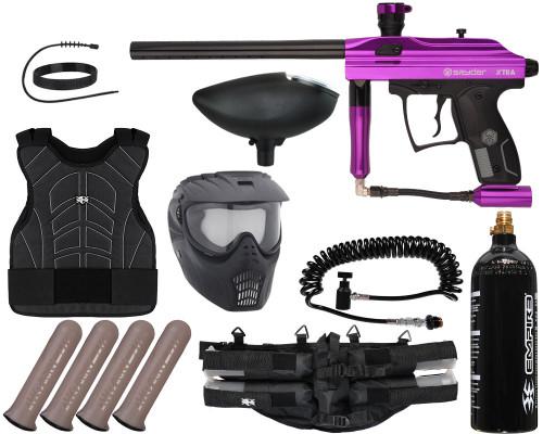 Kingman Gun Package Kit - Spyder Xtra - Light Gunner