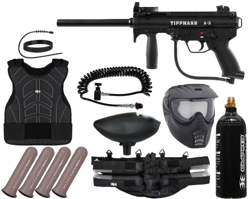Tippmann Gun Package Kit - A5 RT - Light Gunner
