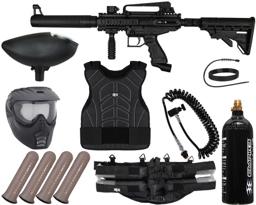 Tippmann Gun Package Kit - Cronus Tactical - Light Gunner
