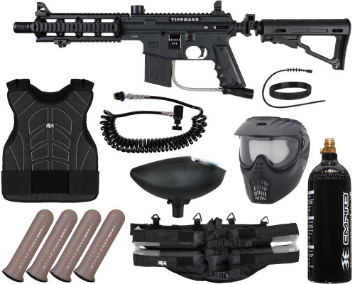 Tippmann Gun Package Kit - Sierra One - Light Gunner