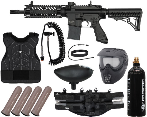 Tippmann Gun Package Kit - TMC - Light Gunner