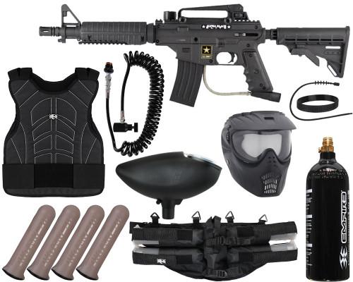 Tippmann Gun Package Kit - Alpha Black Elite Tactical - Light Gunner