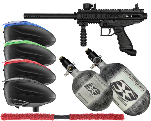 Tippmann Gun Package Kit - Cronus Basic & Tactical - Contender