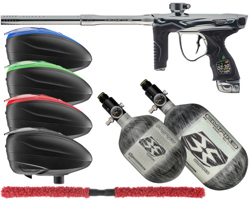 Dye Gun Package Kit - M3+ - Contender