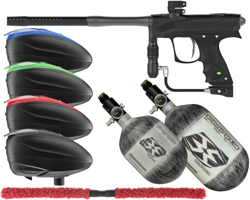 Dye Gun Package Kit - Rize CZR - Contender