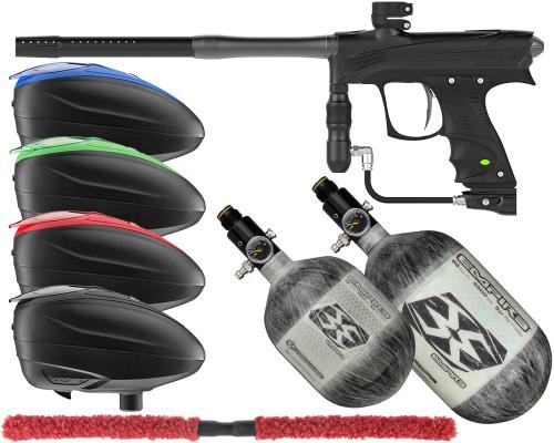 Dye Gun Package Kit - Rize CZR - Contender