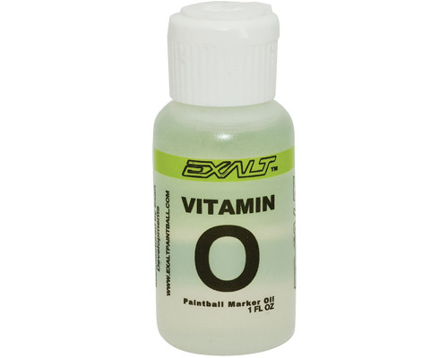 Exalt Vitamin O Paintball Marker Oil - 1oz