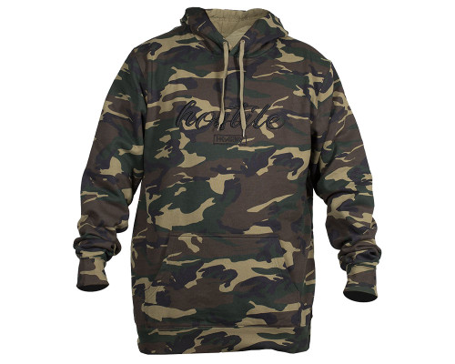 HK Army Pull Over Sweatshirt - Glid
