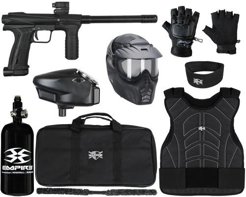 Planet Eclipse Gun Package Kit - EMEK 100 (PAL Enabled) - Level 3 Protector