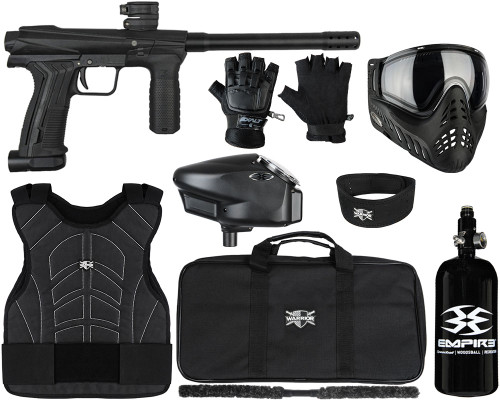 Planet Eclipse Gun Package Kit - EMEK 100 (PAL Enabled) - Level 4 Protector