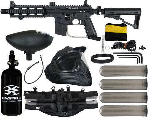 Tippmann Gun Package Kit - Sierra One - Legendary