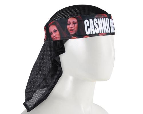 HK Army Head Tie Head Band & Head Wrap - Cashhh Me Ousside