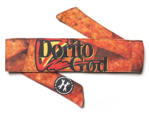 HK Army Head Tie Head Band & Head Wrap - Dorito God