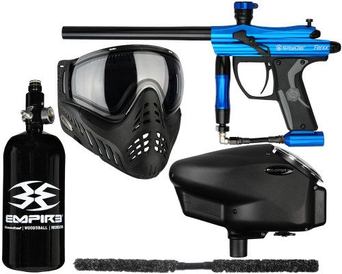 Kingman Gun Package Kit - Spyder Fenix - Master