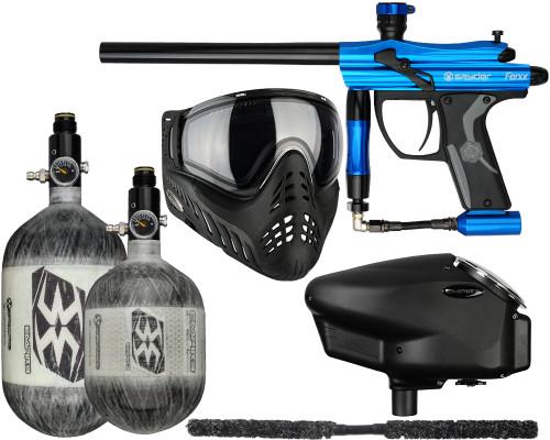 Kingman Gun Package Kit - Spyder Fenix - Elite