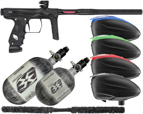 Shocker Paintball Gun Package Kit - AMP Electronic - Competition