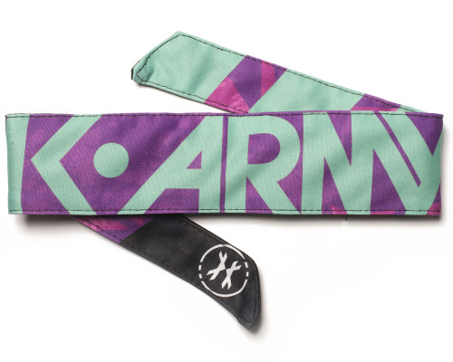 HK Army Head Tie Head Band & Head Wrap - Shale