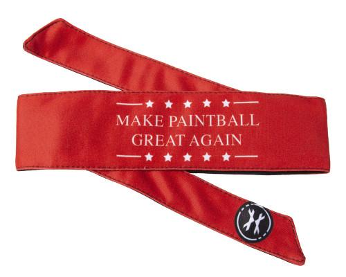 HK Army Head Tie Head Band - Make Paintball Great Again