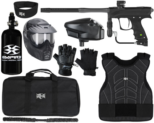 Dye Gun Package Kit - Rize CZR - Level 3 Protector