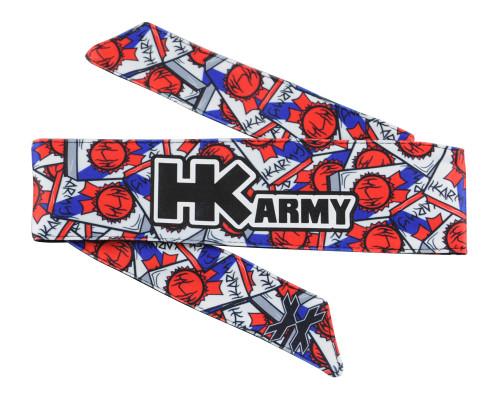 HK Army Head Tie Head Band - 30 Rack