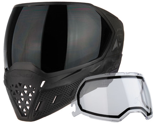 Empire Paintball Mask - EVS - Black/Black