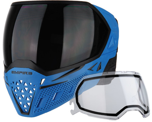 Empire Paintball Mask - EVS - Blue/Black