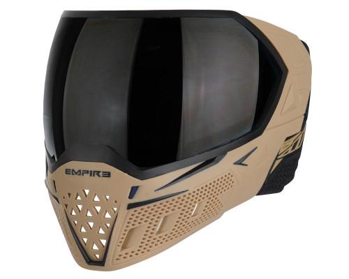 Empire Paintball Mask - EVS - Tan/Black