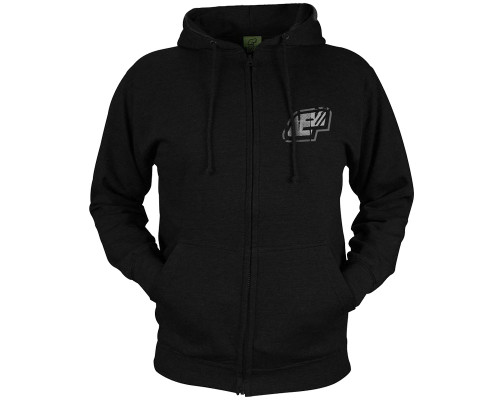 Planet Eclipse Pull Over Sweatshirt - Terminal Zip Up Zoody