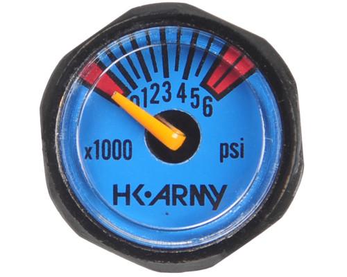 HK Army Pressure Gauge - Micro 4500 PSI