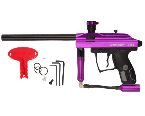 Kingman Gun - Spyder Xtra - Gloss Purple