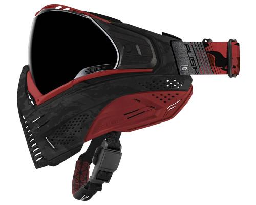 Push Mask - Unite - Black/Red Camo