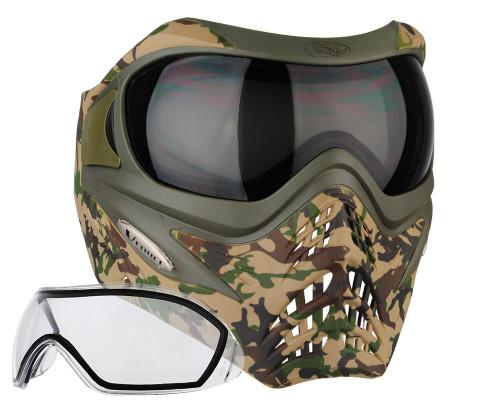 V-Force Mask - Grill - SE Woodland Camo