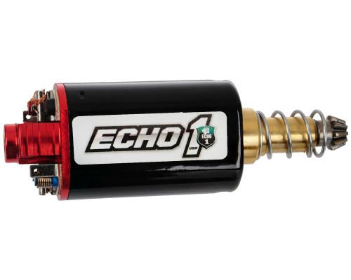 Echo 1 AEG Motor - Super Torque - Red Endbell
