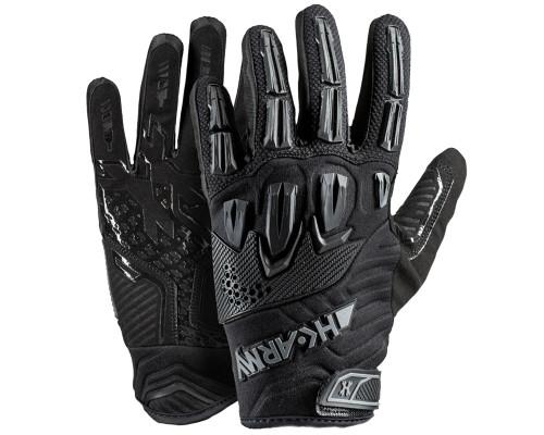 HK Army Gloves - Hardline Armored Full Finger