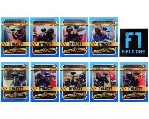 Field One Trading Card Set (2021) - Dynasty