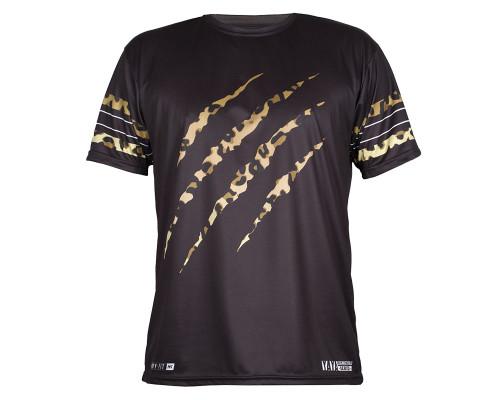 HK Army Dry Fit Shirt - Leopard King Chad Bouchez