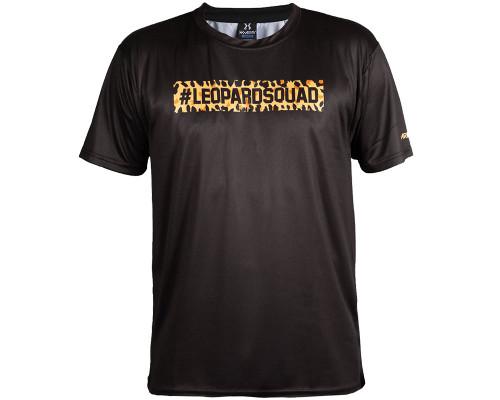 HK Army Dry Fit Shirt - Leopard Squad Chad Bouchez