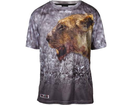 HK Army Dry Fit Shirt - Ryan Greenspan RG18 Stay Hungry