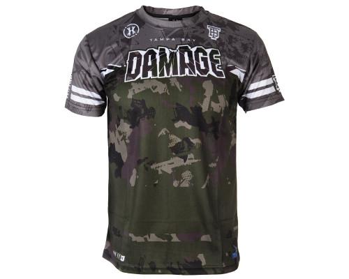 HK Army Dry Fit Shirt - Tampa Bay Damage
