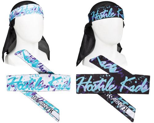 HK Army Head Tie Head Band & Head Wrap - Jazz