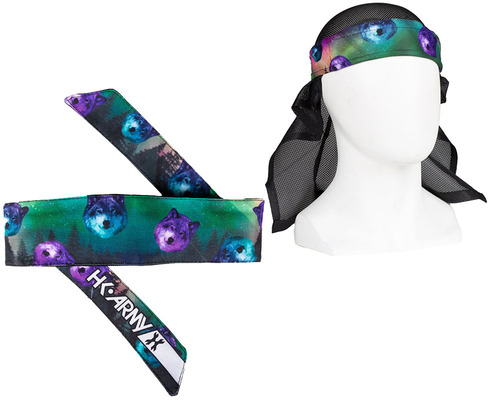 HK Army Head Tie Head Band & Head Wrap - Nightwolf