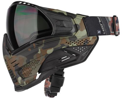 Push Mask - Unite XL - Flecktarn